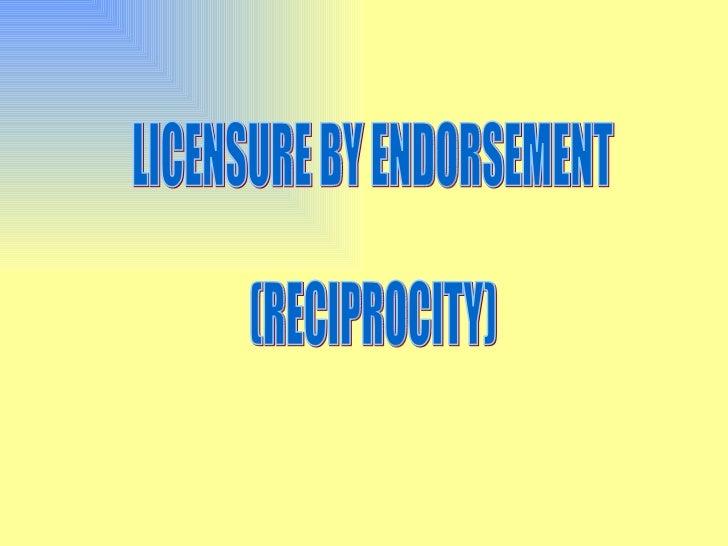 Rhode Island Nursing License By Endorsement