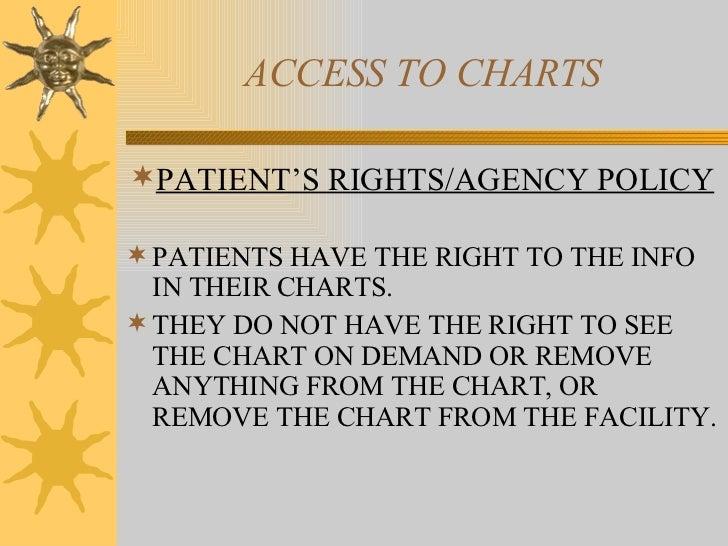 nursing skills charting