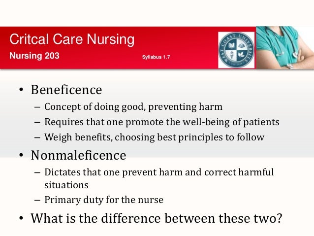 nursing autonomy essay Ethics in nursing ethical principles respect for autonomy autonomy is the concept of making a rational decision nursing ethics essay ethics in nursing essay.