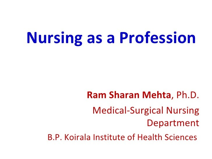 essay about professional nurse You May Also Find These Documents Helpful