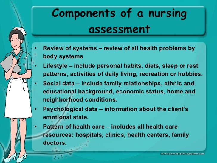 nursing physical assessment