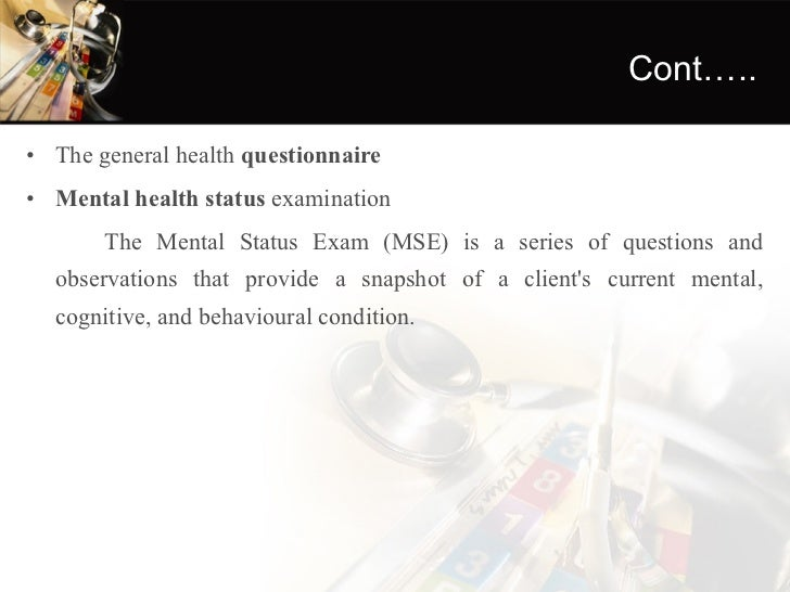 Conclusion       Assessment is the first and most critical step of nursing process. Accuracy of assessment data affects al...