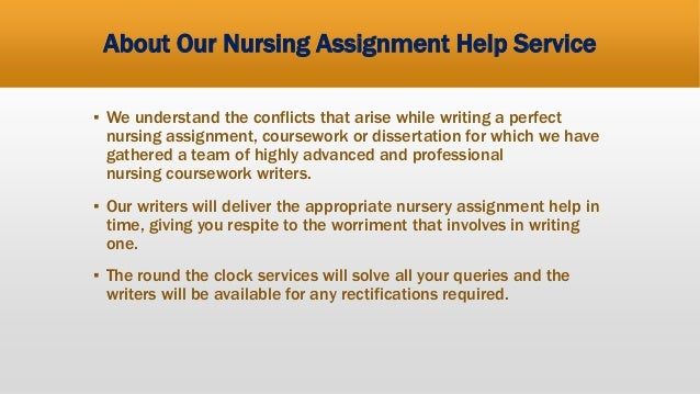 Nursing Assignment Help: A Key to Academic Success