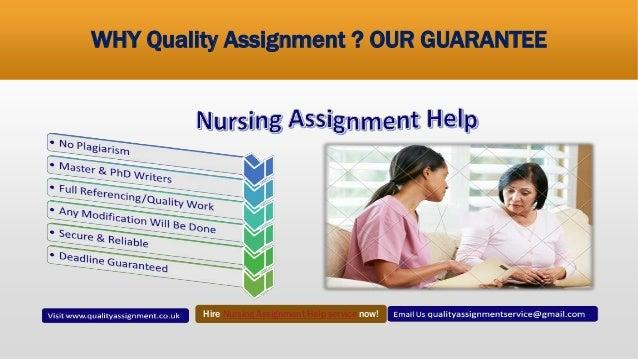Nursing assignment writing service uk