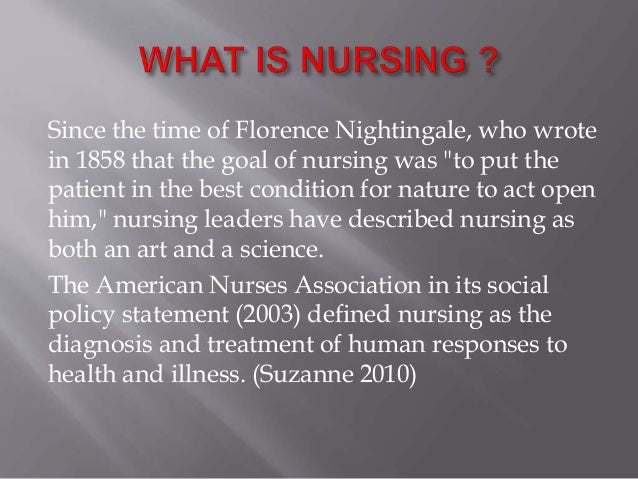 Nursing audit, a tool for providing quality care to patients Slide 3