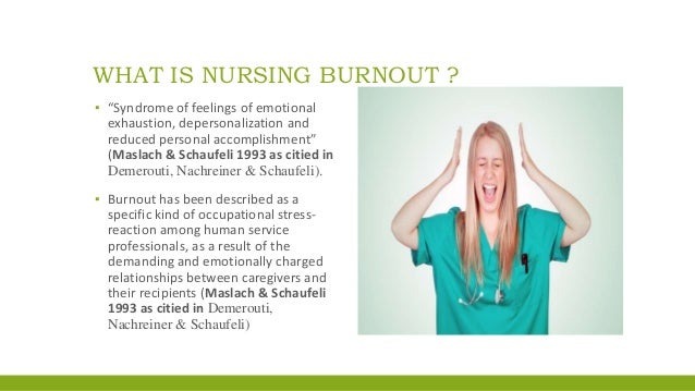 Nursing Burnout: Why It Happens and How to Avoid It