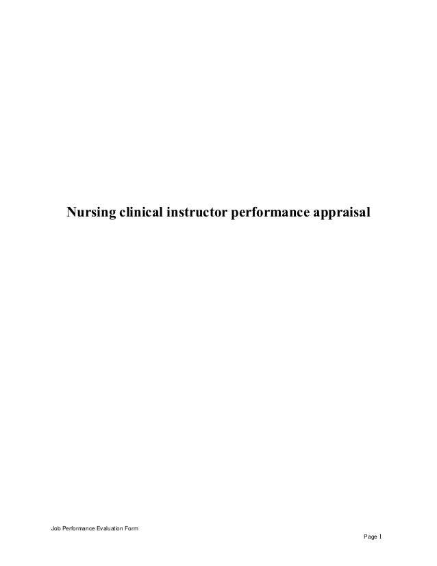 NursingClinicalInstructorPerformanceAppraisalJpgCb