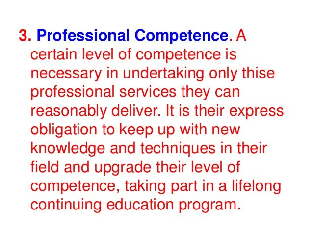 impact of continuing nursing education on competency