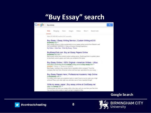 Buying essays online cheating a hook for an essay