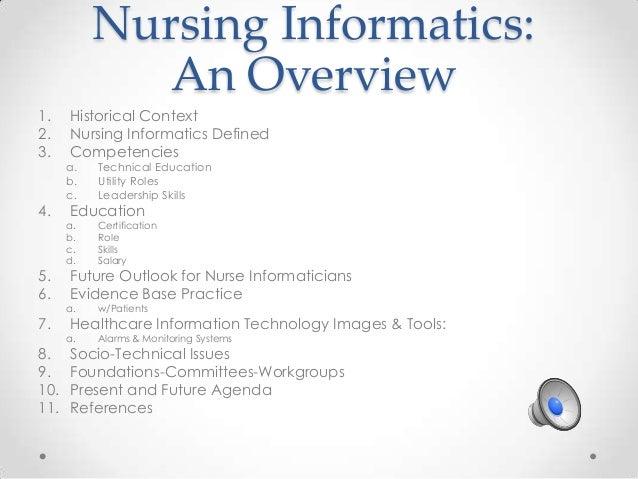 Nursing Informatics Team 3 Presentation