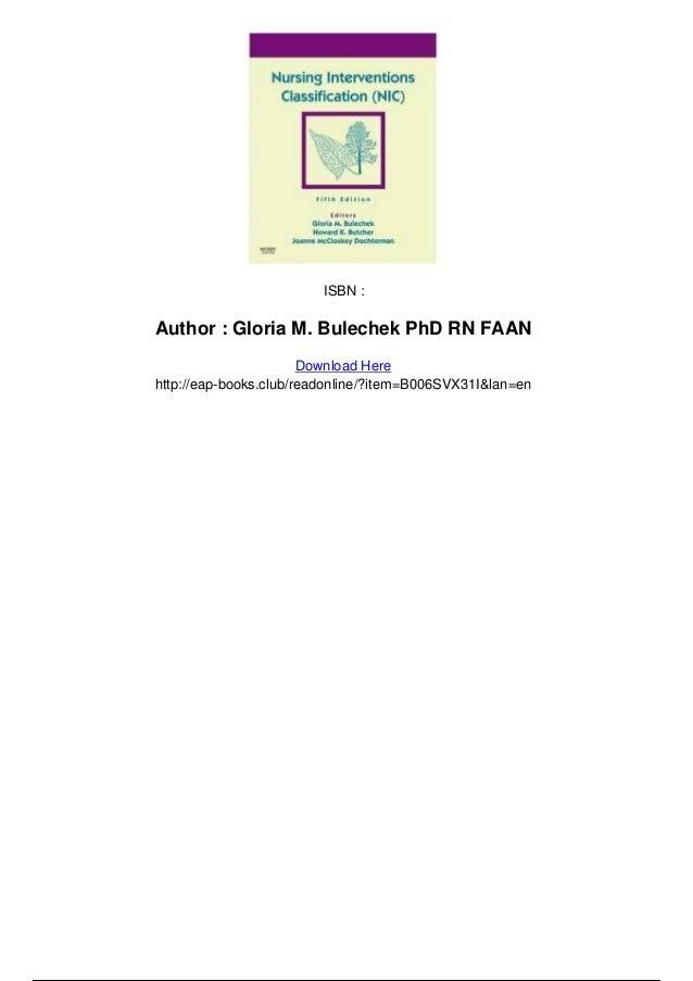 oncology nursing 5th edition pdf