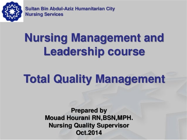 thesis nursing leadership