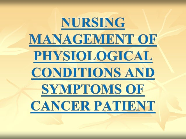EFFECTS OF CANCER ON    NUTRITIONAL STATUS AND      ITS CONSEQUENCES:   ANEMIA:    DEFINITION—symptom of abnormally low  ...