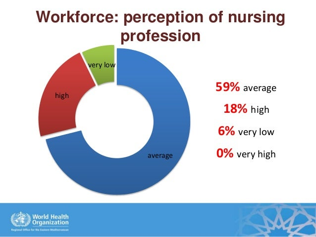 perception of nursing profession