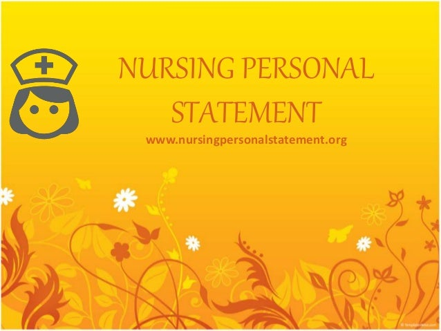 Tips for writing a midwifery personal statement