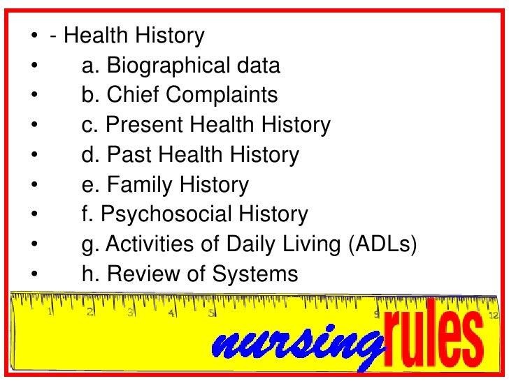 Nursing Process Slide 3