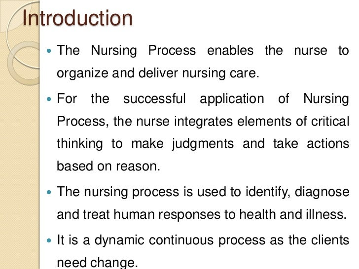 aspects of critical thinking in nursing Learning to think like a nurse tracy levett-jones  level to develop students' critical thinking and clinical reasoning  school of nursing and midwifery,.