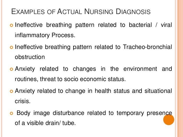 how to write a nursing assessment