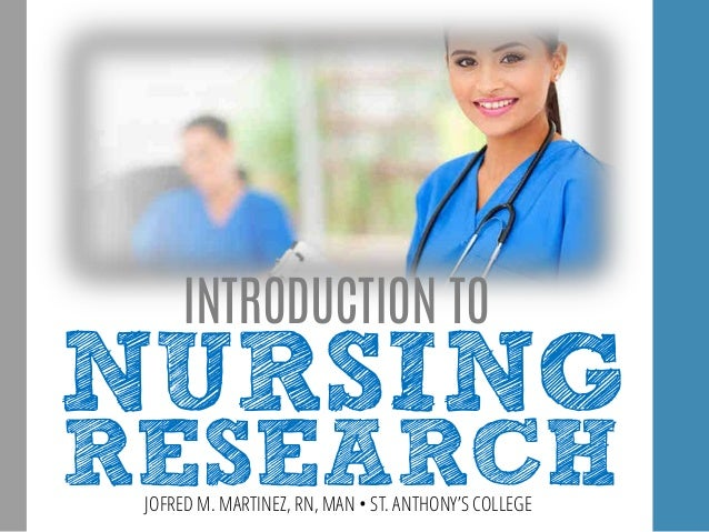 Researches on nursing