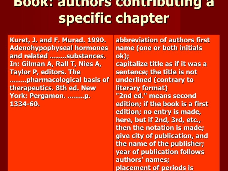 style manual for authors editors and printers 6th edition