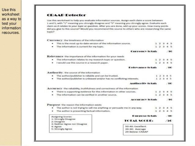 Nursing Resources Research Tutorial
