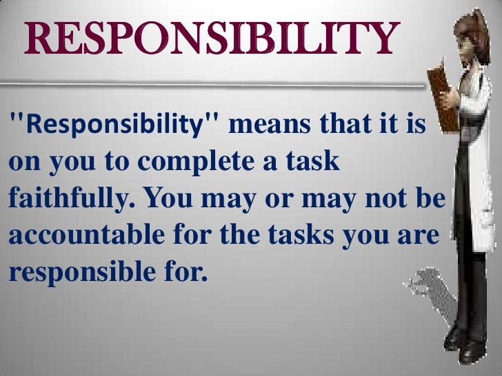 nursing accountability in relationship essay Accountability essay accountability of nursing professionals accountability of nursing professionals accountability building work relationships.