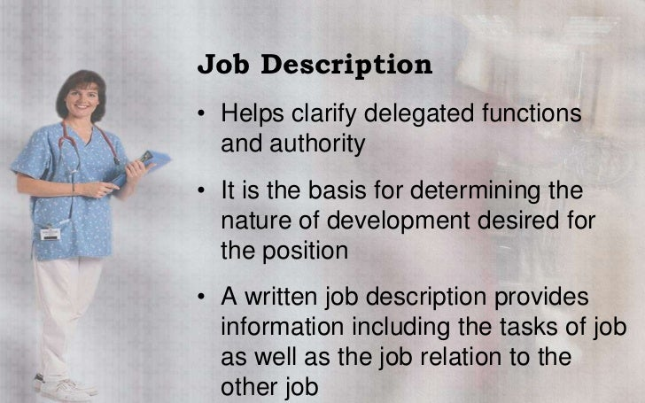 Nurse Job Description Psychiatristnursejobdescription Sample