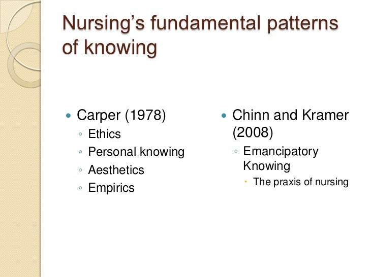 Nursing Fundamentals-Professionalism and Discipline