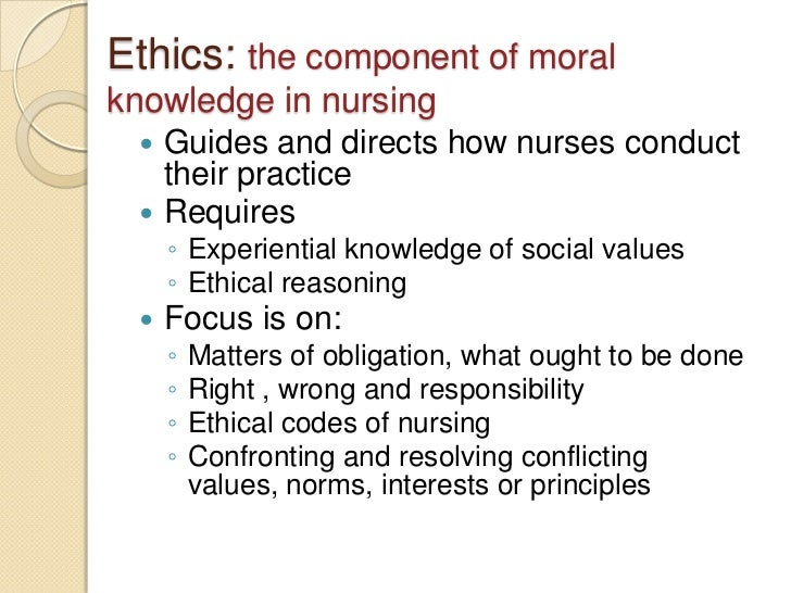 nursing essays in ethics Essay on nursing: free examples of essays, research and term papers examples of nursing essay topics, questions and thesis satatements.
