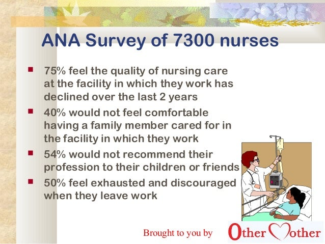 nursing shortages effect of patient care Of quality and continuity of care, organizational costs, the effect it has  of nursing shortages with an  of nursing is patient care,.