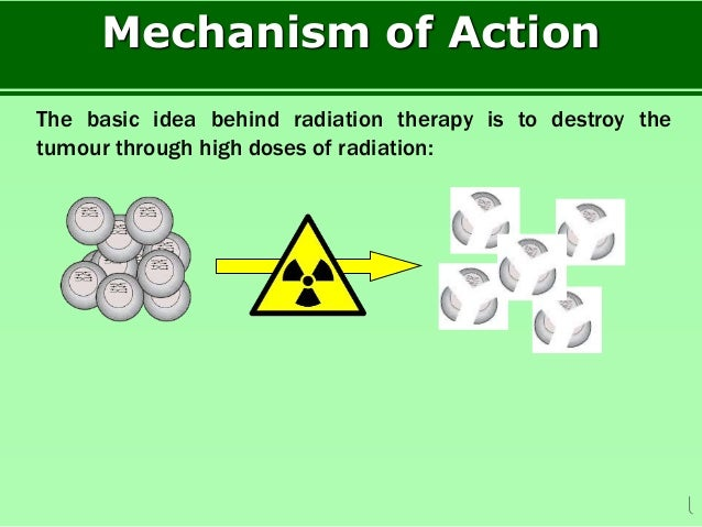 when radiation therapy kills 08052017  a radiation therapy overview for patients learn about some common uses for radiation therapy, the medical professionals involved and the equipment used to.