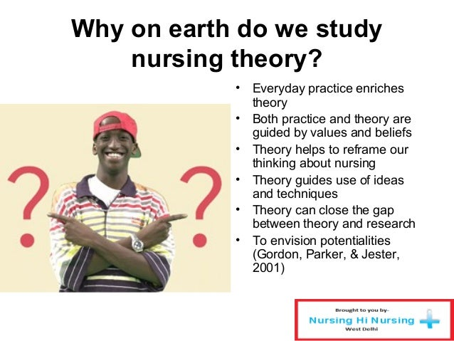 "nursing theory practice gap The theory-practice gap the theory-practice gap is one of the greatest barriers to advancing nursing knowledge in nursing school, we were taught ""by the."