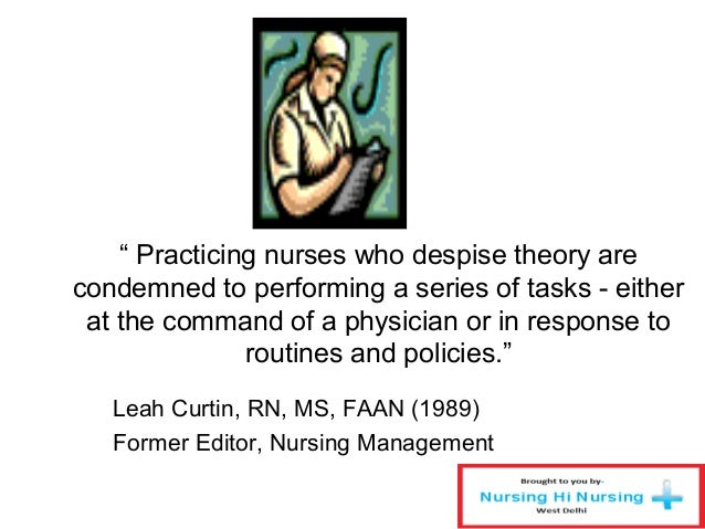 relationship between nursing theory research and practice The relationship between practice and theory is reciprocal the practice cannot position itself without the theoretical questions guiding the research this is so, as without theory, data may be collected but without any sure way of explaining the.