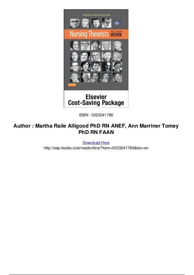Nursing theorists and their work elsevier ebook on intel