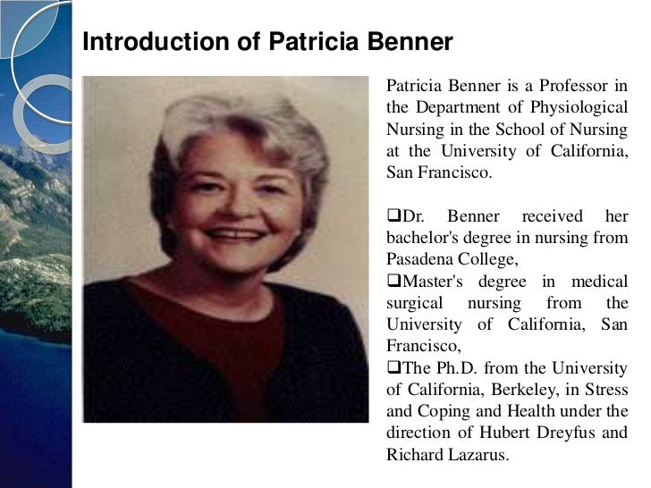 Benner and wrubel s theory