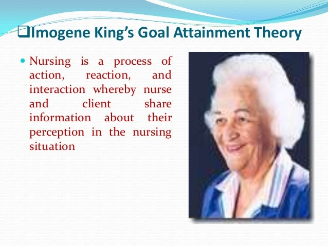 Imogene King's Theory of Goal Attainment
