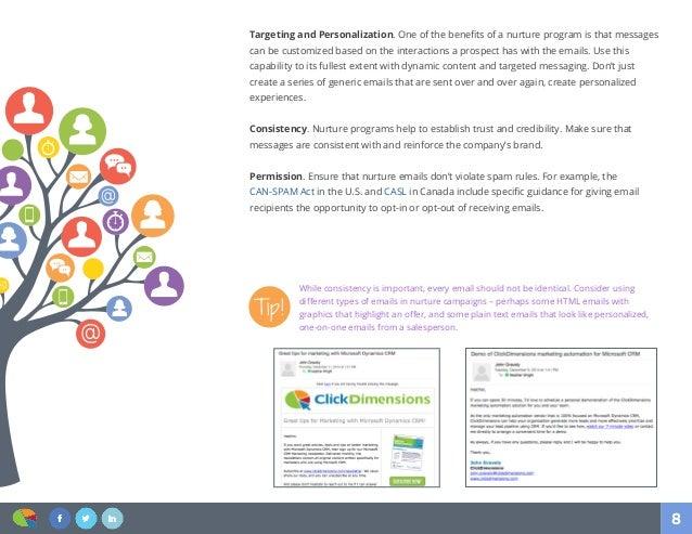 Nurture marketing ebook 8 fandeluxe Choice Image