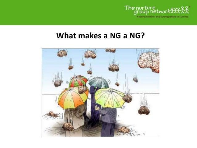 What makes a NG a NG?