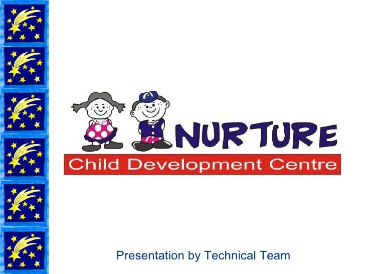 Presentation by Technical Team