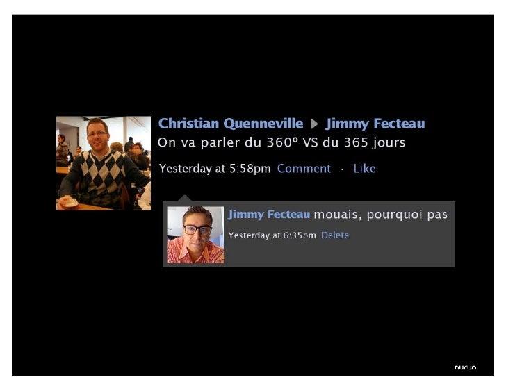 Christian Quenneville Jimmy Fecteau as-tu vu ça, c'est dans Strategy! SURVIVING! OMG! it's the end of the world! It's Year...