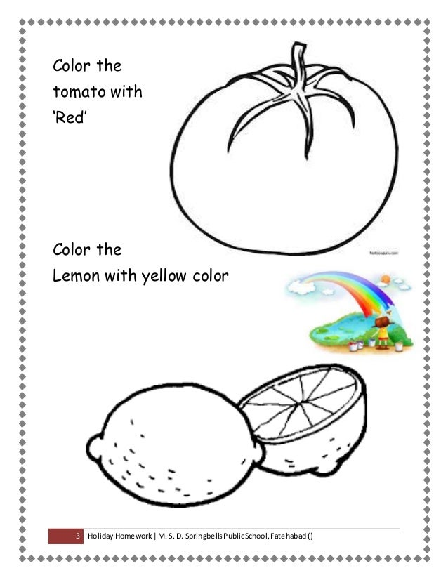Fun work for chid age between 2 to 4 or say 5