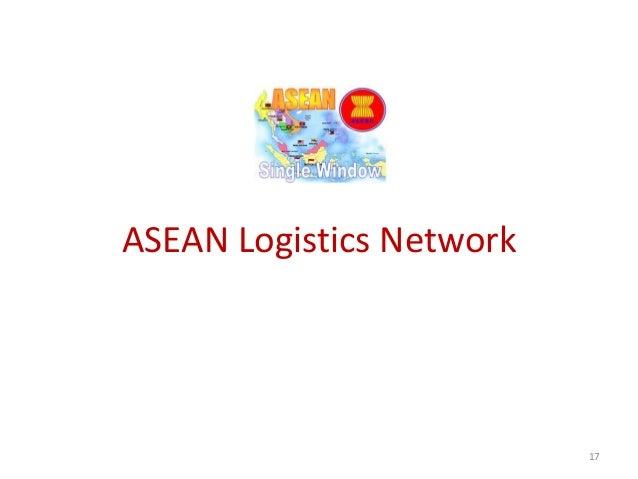 ASEAN Logistics Network                          17