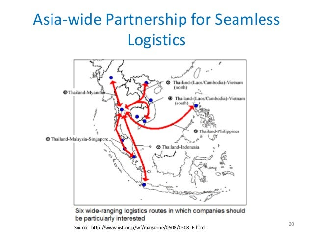 Asia-wide Partnership for Seamless             Logistics                                                                  ...