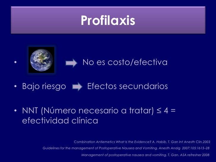 NáUsea Y VóMito Postoperatorio En CirugíA Ambulatoria