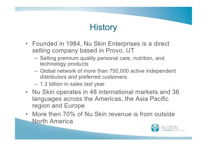 Skin tique case analysis presentacion - slideshare.net