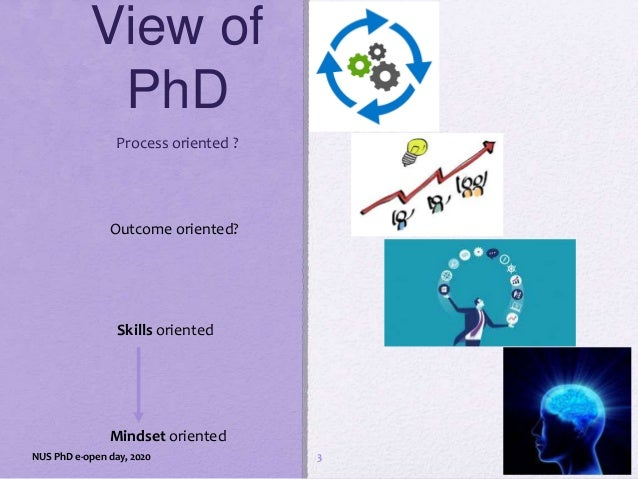 NUS PhD e-open day 2020 Slide 3
