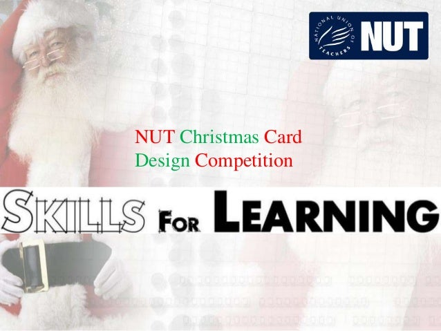 NUT Christmas CardDesign Competition