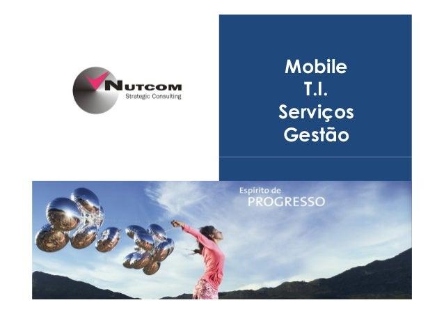 04/2010 Mobile T.I. Serviços Gestão Dezembro 2014