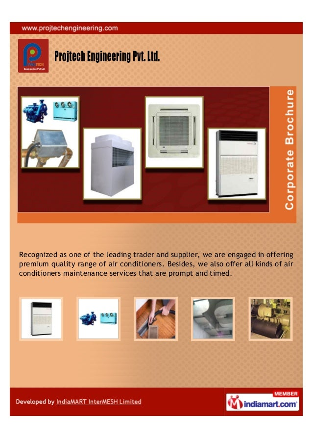 Recognized as one of the leading trader and supplier, we are engaged in offeringpremium quality range of air conditioners....