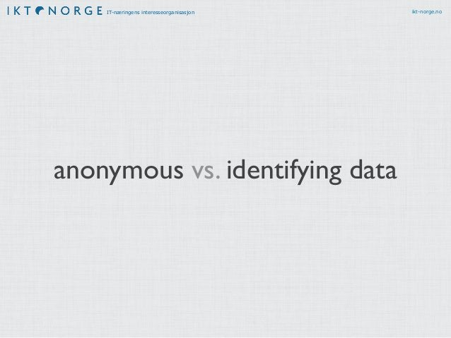 IT-næringens interesseorganisasjon ikt-norge.no no vs. local vs. cloud data